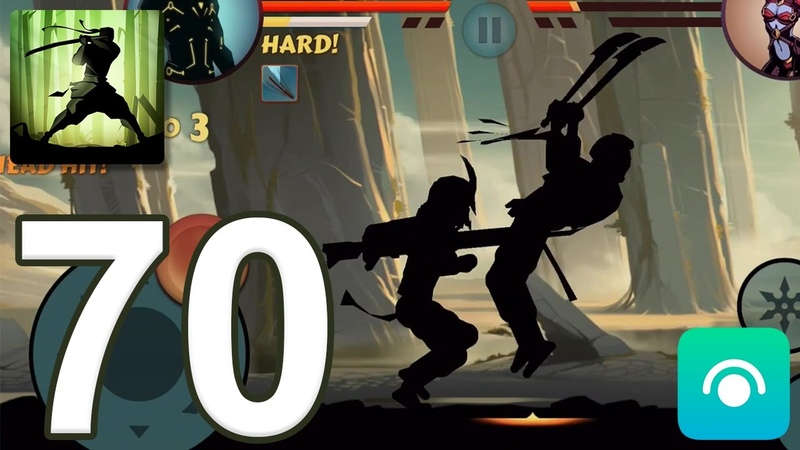 Shadow Fight 2 - Gameplay Walkthrough Part 70 - Act 7: Chapter 3 (iOS, Android)