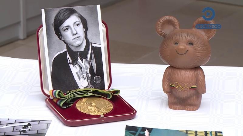 В Пензе олимпийская чемпионка Ирина Калинина-Бажина отмечает юбилей