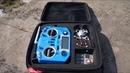 FPV Whoop Handbag Shoulder Bag for Frsky Transmitter Mobula7 RC Drone