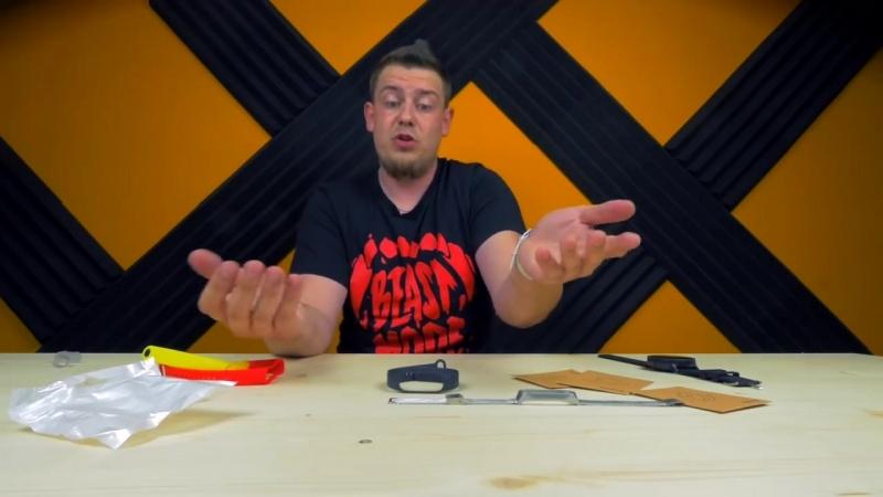 РасПаковка ДваПаковка Крутые Ремешки для MiBand 3 Кожа и Металл