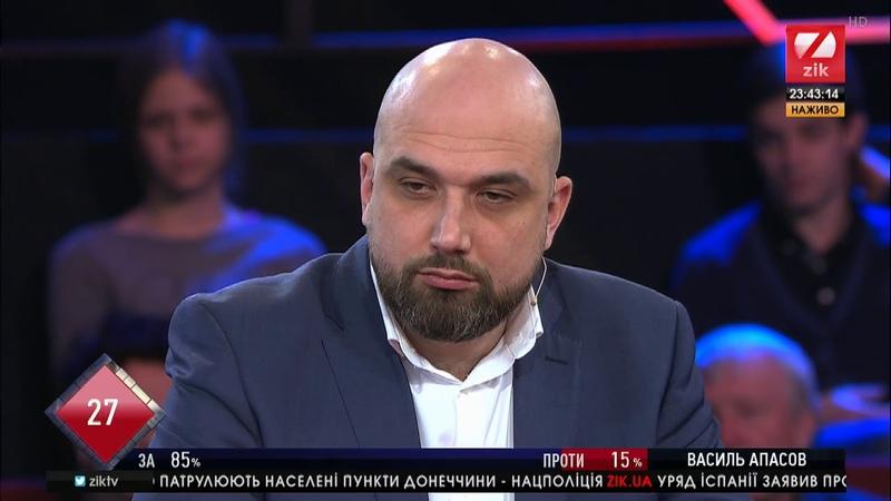 Журналіст Апасов Юрвідділ МОЗу скосив кір