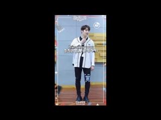 [FSG SZ TEAM] OGU MANUAL – Sangyeon (THE BOYZ) [рус.саб]