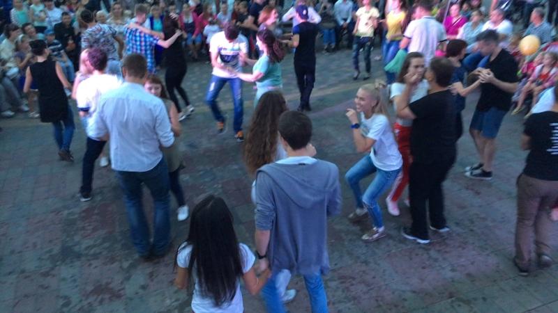 Сальса Кубана Школа танцев Кемерово Live
