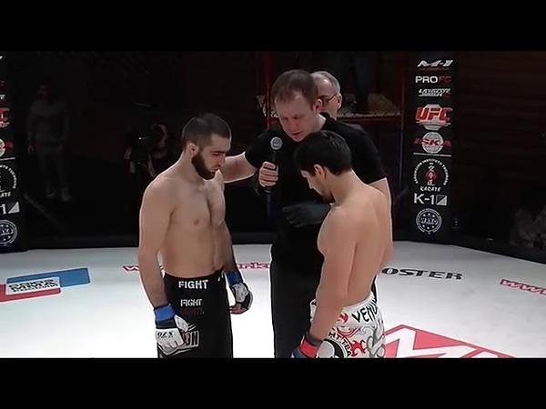 ACB 1: Magomed Alhasov vs. Rustam Magomedov