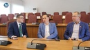 Подведение итогов сессии (19 апреля 2018 года) Городского Совета депутатов Северодвинска