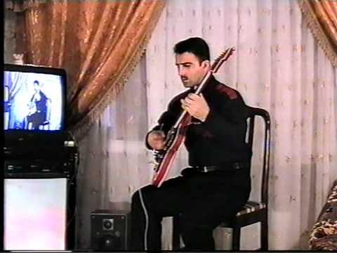 Tebriz teraneleri.Qelender CGuitar Rustem Quliyev.muzik Farsi