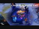 5 man Black Hole Bait