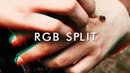 Photoshop - How to RGB Shift CMYK Shift