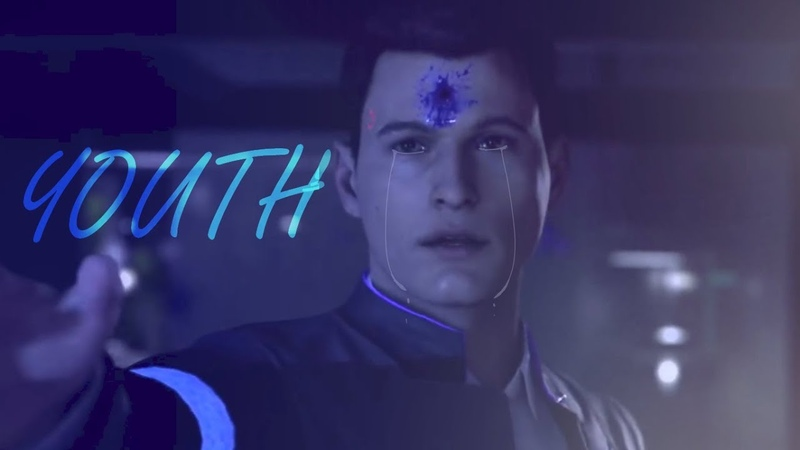 Youth | Connor and Hank Edit [Detroit:Become Human]
