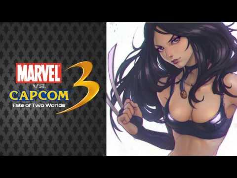   HEY, LISTEN! 33   Marvel vs. Capcom 3 - Theme of X-23