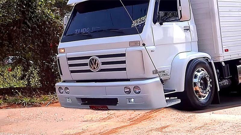 BadAss Semi Trucks - Amazing Big Trucks | Diesel Engine Sound