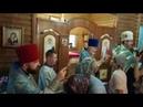 Божественная Литургия и Крестный Ход - Престольный Праздник - Казанская икона