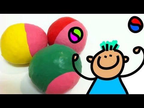 Apprendre à fabriquer ses propres balles de jonglage