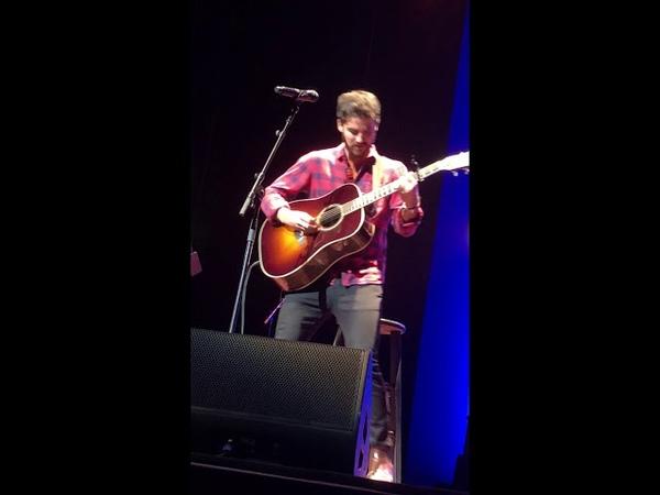 Darren Criss - Fire and Rain - LMDC Durham NC - 30 June 2018