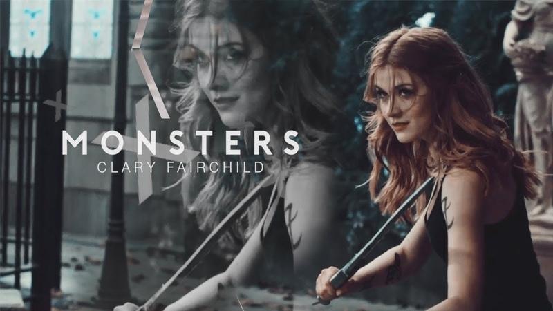 ● Clary Fairchild ➰ Monsters *:・゚✧