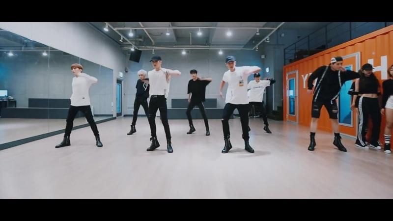 [Dance Practice] Y틴 (몬스타엑스 X 우주소녀) _ Do Better