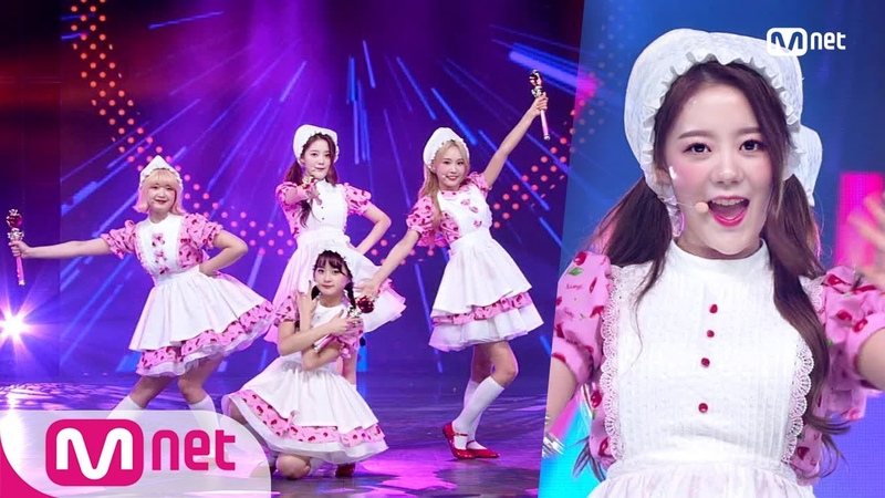 [G-reyish - CANDY] KPOP TV Show | M COUNTDOWN 190117 EP.602