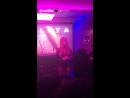 17.05.18 Выступление Золиты на вечеринке по случаю релиза Sappho