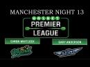 2018 Premier League of Darts Week 13 Whitlock vs Anderson