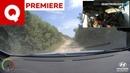 Che effetto fa unauto da rally a 200 km/h in sterrato Hyundai i20 WRC