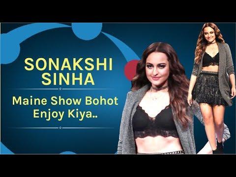 Sonakshi Sinha Become Showstopper For Vero Moda Fashion Show   Happy Phirr Bhag Jayegi