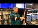 Рабочий визит главного технического инспектора труда СИБУР Профсоюза Сергея Печенкина на Дзержинскую площадку СИБУРа