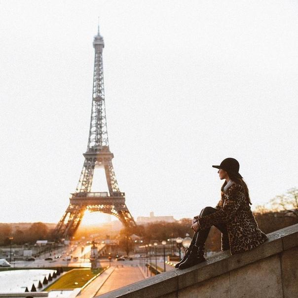 Супер: авиабилеты в Париж всего за 3800 рублей (в одну сторону) из Москвы