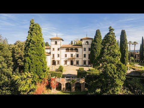 Stunning luxury property for sale in Tuscany, near Florence | Villa di Bibbiani - Sold