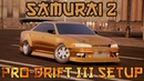 [CXDR2] Samurai II Pro-Drift III Custom Setup (Toyota Mark 2 jzx90) CarX Drift Racing 2