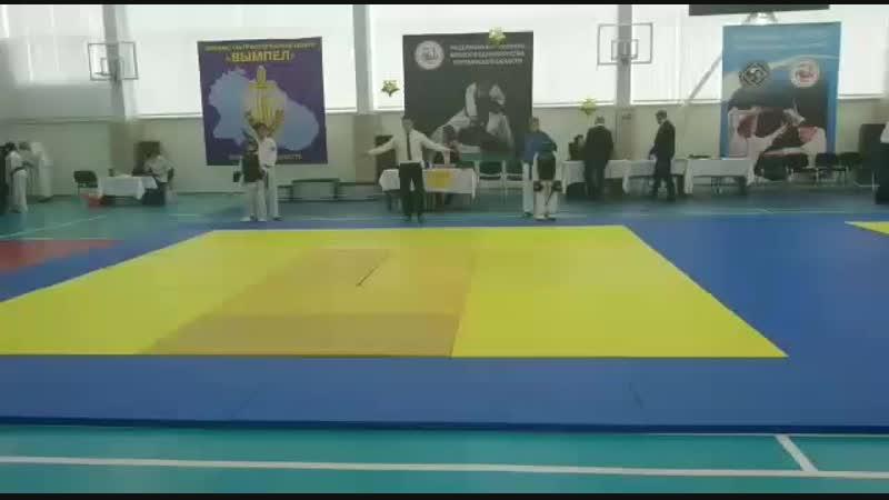 Мончегорск 04.11.2018г. 2-ой бой