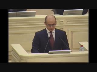 Глава Удмуртской Республики Бречалов А.В. о добровольцах