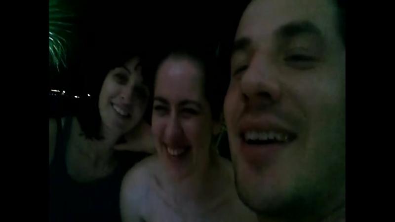 Приветы от меня, Кати и Сандры