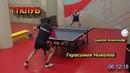 3.14здец сопливый теннис играем соплями на счет :) Чирков А. - Герасимов Н. 06.12.18