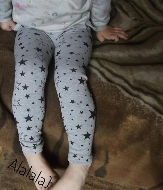 Лосины со звездами