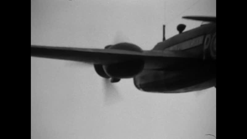 Небесные наездники (1968) Последний бой Веллингтона