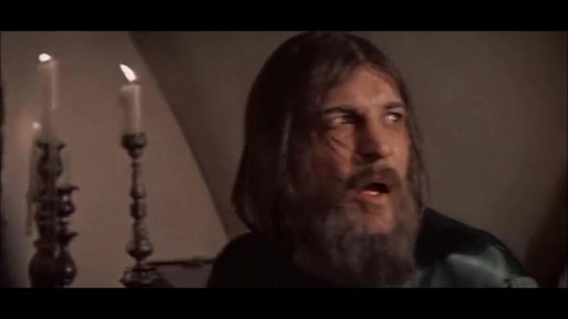 «Агония» (1974) — Клянусь богом, господа, чистый калий циан!