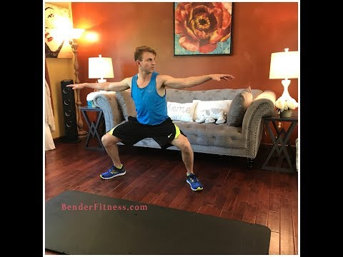 20-Minute Workout for Core, Arms and Legs