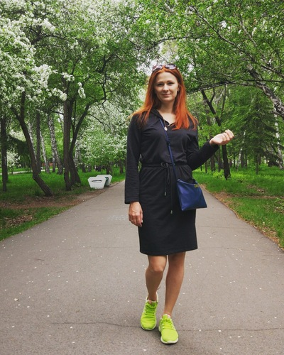 Анастасия Долингер-Захарова