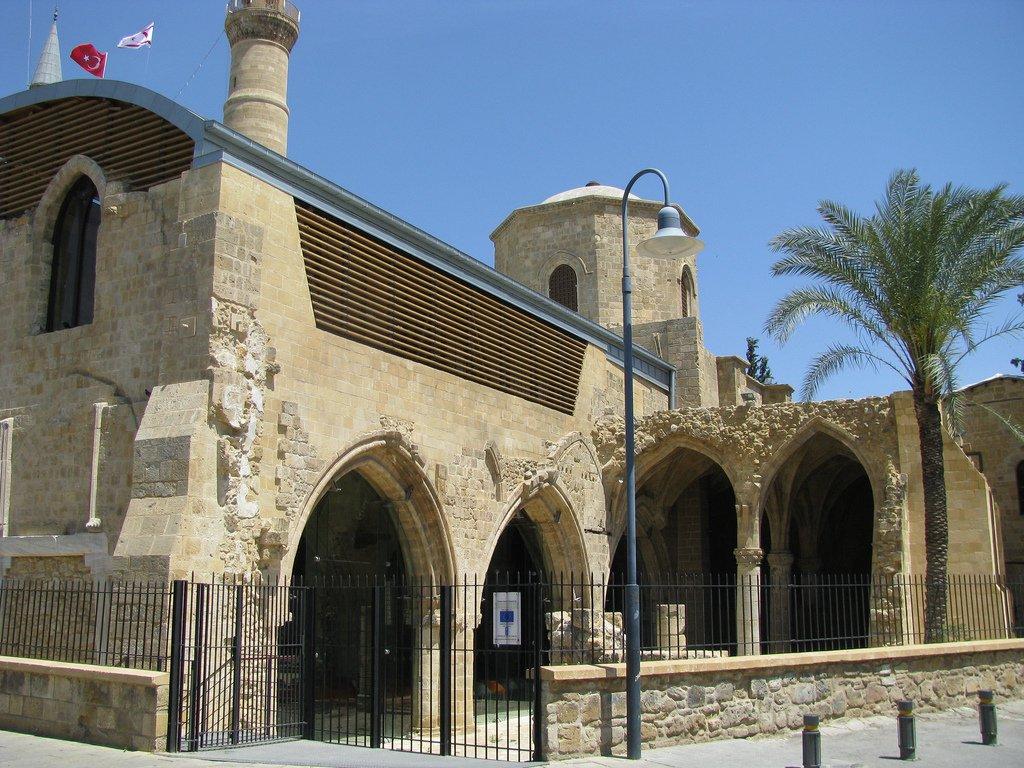 oaAy17L38iM Никосия (Лефкосия) столица Кипра.
