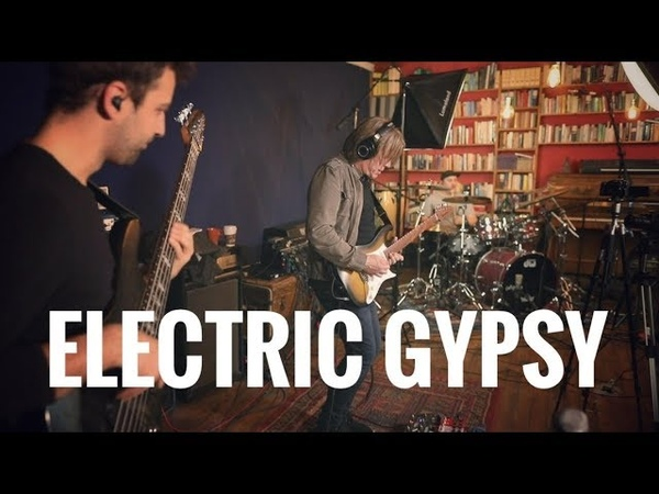 Electric Gypsy - Andy Timmons Martin Miller Session Band (Live in Studio)