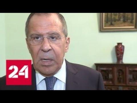 Лавров в России обеспокоены происходящими в Армении арестами политиков Россия 24