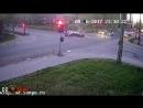 Жесткие аварии снятые на видео регистратор!