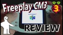 Freeplay CM3 | Pi-Powered GBA! - REVIEW