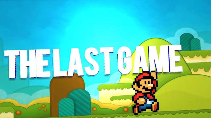 The last game - Mario Chapter Game