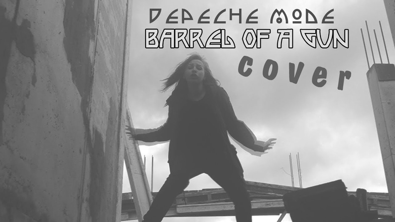 Depeche Mode Barrel Of A Gun cover by Katya Silina