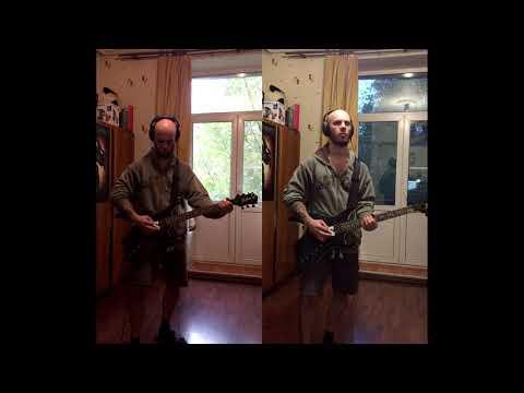 Volbeat - Healing Subconsciously (guitar cover)