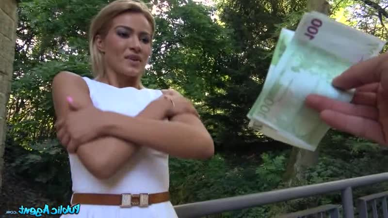 Public Agent: Cherry Kiss pickup girl and fucked on the streets (porno, czech, czechav, couples, povd, money,