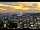 Красивая Корея снятая на дрон