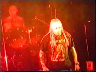 The Exploited - Live in Saint-Petersburg, Russia 2001