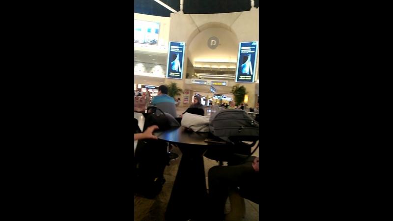 Аэропорт в Тель Авив